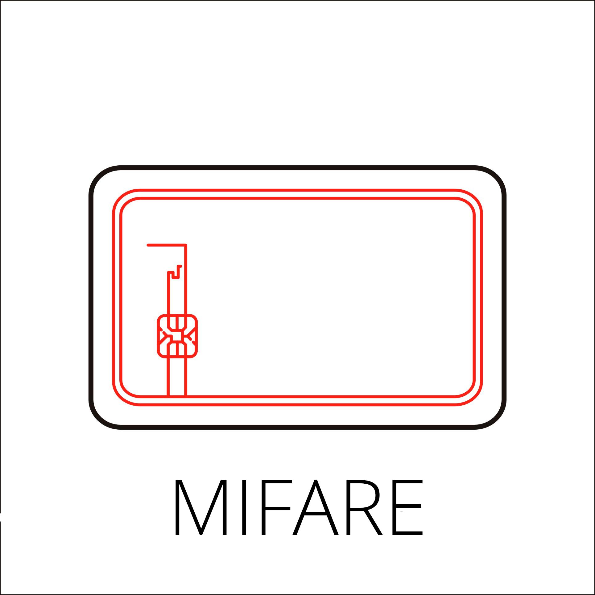 карта с чипом Mifare